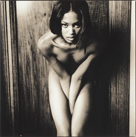 Naomi Campbell Nude, London by Anton Corbijn on artnet